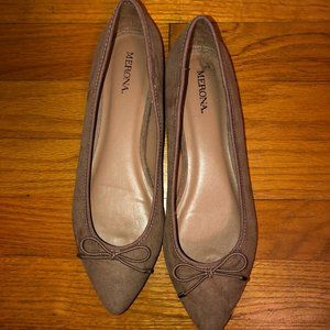 Taupe Flats NWOT